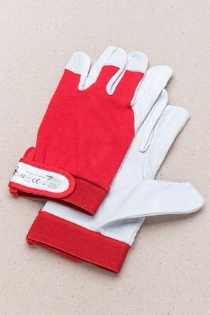 """Pracovní rukavice pro dospělé 10"""" / Malý kutil – polytechnika pro předškolní děti"""