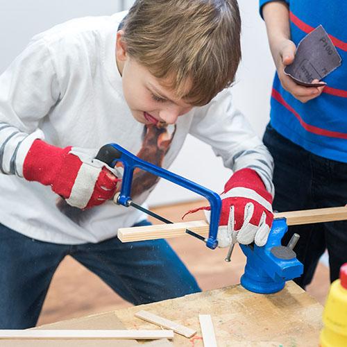 Polytechnická výchova / Malý kutil - workshop
