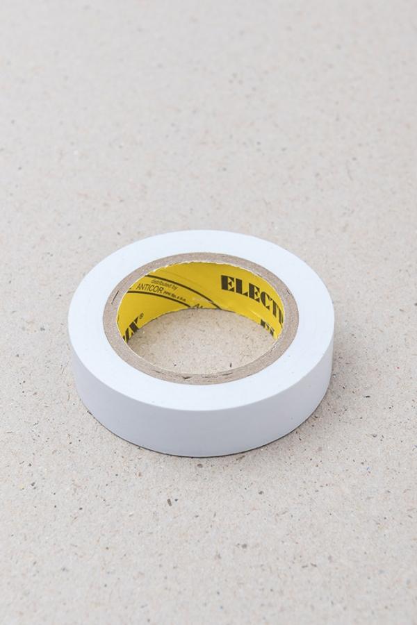 Lepící páska bílá / Malý kutil – polytechnika pro předškolní děti