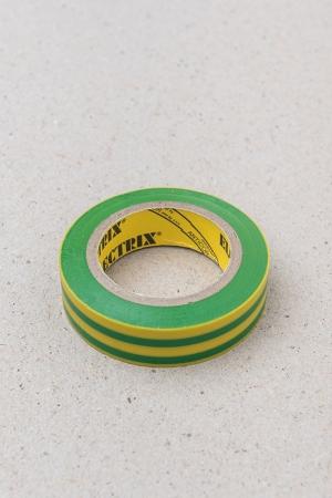 Lepící páska zeleno-žlutá / Malý kutil – polytechnika pro předškolní děti