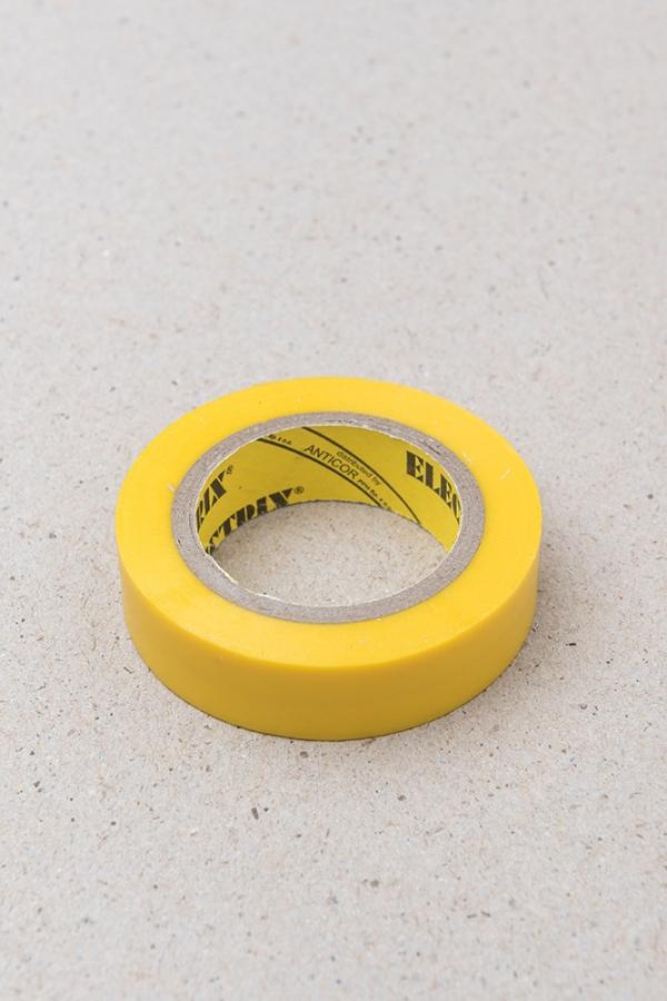 Lepící páska žlutá / Malý kutil – polytechnika pro předškolní děti