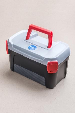 Kufr na nářadí velký / vhodné nářadí pro děti / Malý kutil – polytechnika pro předškolní děti
