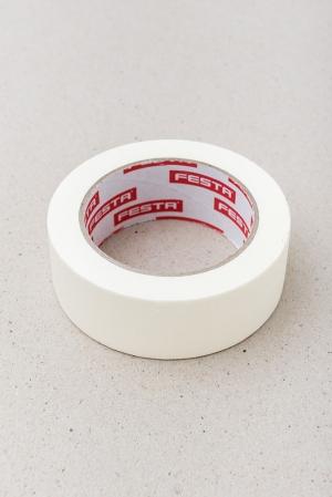 Lepící maskovací páska papírová / vhodné nářadí pro děti / Malý kutil – polytechnika pro předškolní děti