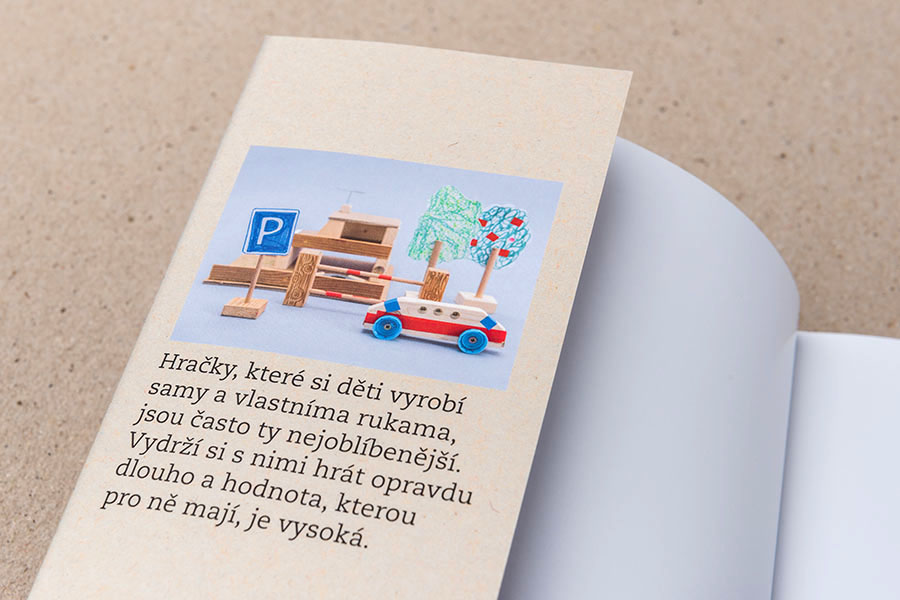 kniha Malý kutil – polytechnika pro předškolní děti / Vojtěch Pavelčík / isbn 978-80-904857-3-0