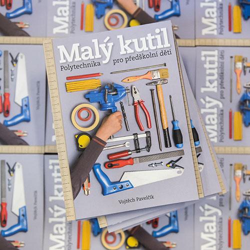 kniha Malý kutil – polytechnika pro předškolní děti / isbn 978-80-904857-3-0